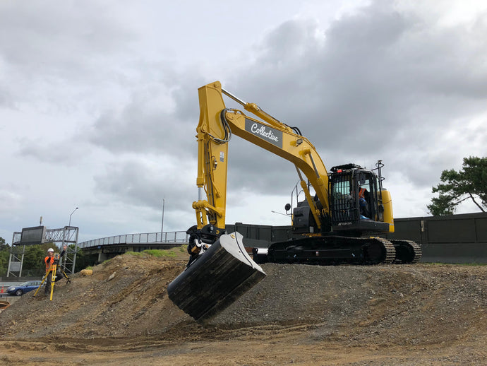 Topcon GPS machine added to the fleet