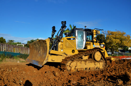 GPS Caterpillar D6T Bulldozer