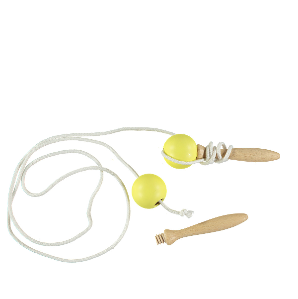 Skipping Rope Yellow