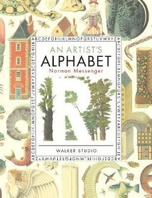 Books An Artist's Alphabet - Word Play - The Modern Playroom