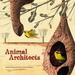 Books Animal Architects - Word Play - The Modern Playroom