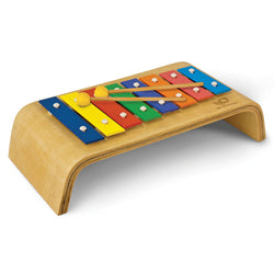 Green Tones Melody Glockenspiel - Music Play - The Modern Playroom