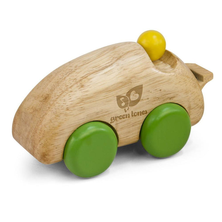 Green Tones Whistle - Car - Music Play - The Modern Playroom