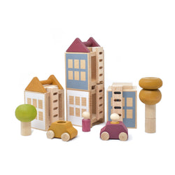 Lubulona Lubulona Town Autumnvale Maxi - Picture Play - The Modern Playroom