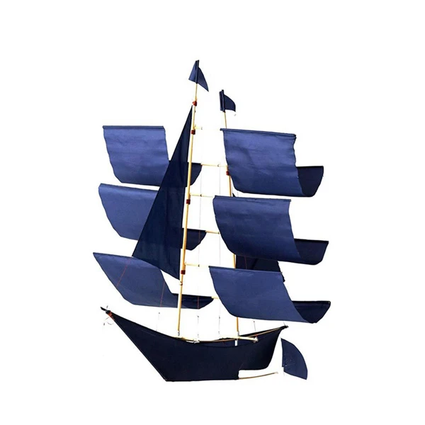 Sail Ship Kite - Indigo