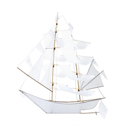 Haptic Lab Ghost Ship Kite - Large - Nature Play - The Modern Playroom