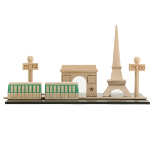 Machi Tiny Town – Paris