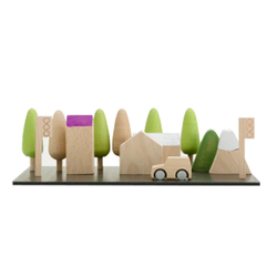 kiko+ & gg* Machi Tiny Town - Picture Play - The Modern Playroom