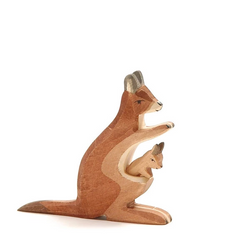 Ostheimer Kangaroo with Baby -  - The Modern Playroom
