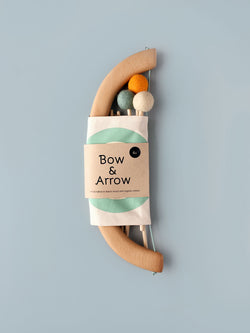 Tangerine Studio Bow and Arrow Set - Green -  - The Modern Playroom