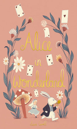 Books Alice in Wonderland - Word Play - The Modern Playroom