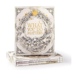 Books What You Do Matters (Gift Set) - Word Play - The Modern Playroom