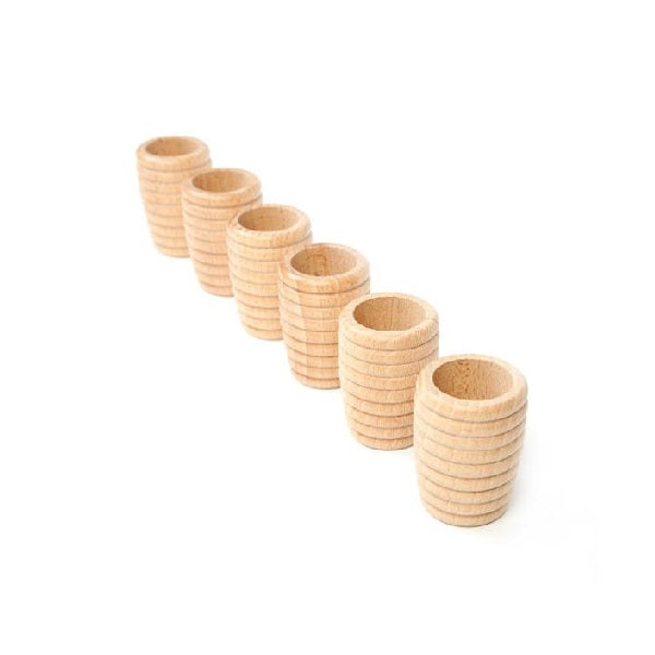 Natural Honeycomb Beakers