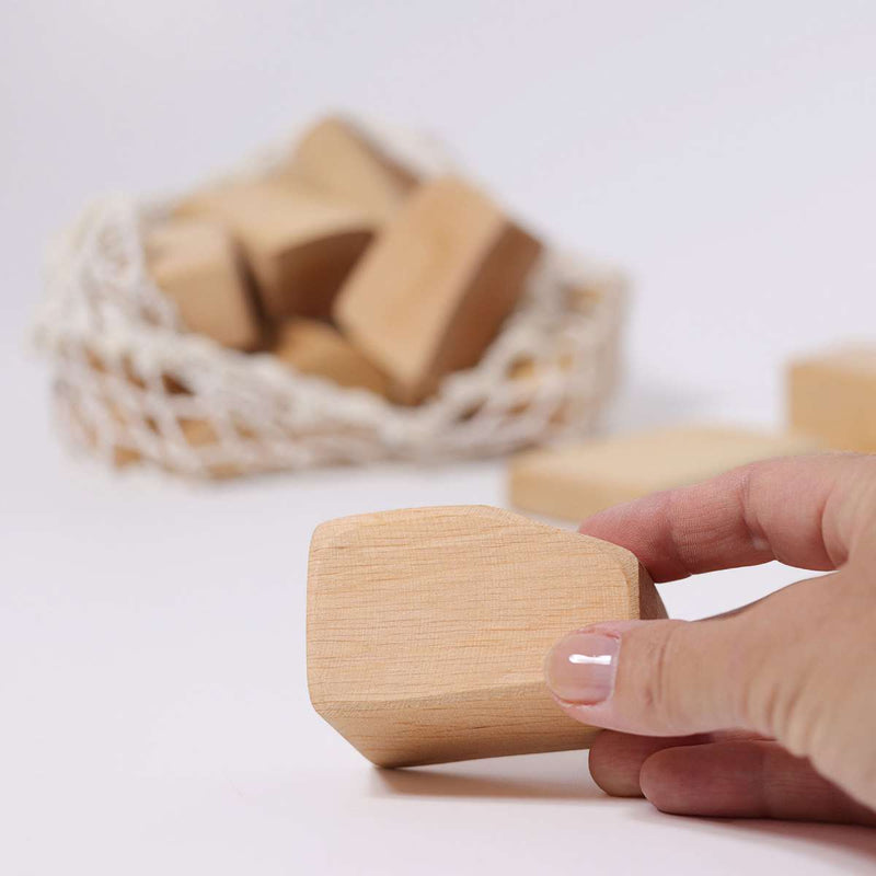 Natural Waldorf Blocks