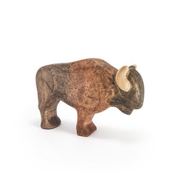 Mr Fox Crafts Bison -  - The Modern Playroom