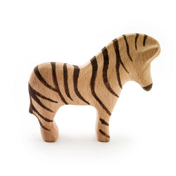 Mr Fox Crafts Zebra -  - The Modern Playroom
