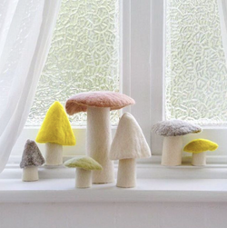 Muskhane Mushroom -  - The Modern Playroom