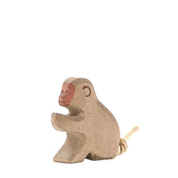 Ostheimer Baboon Sitting -  - The Modern Playroom