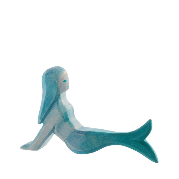 Mermaid Lying
