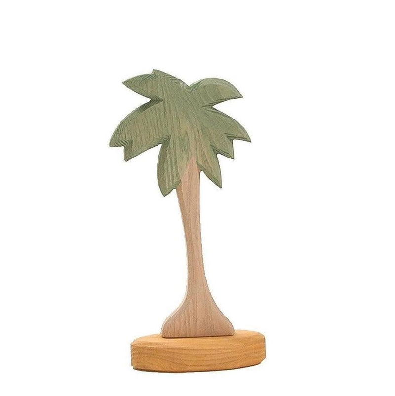 Palm Tree with Support