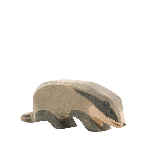 Badger Head Down