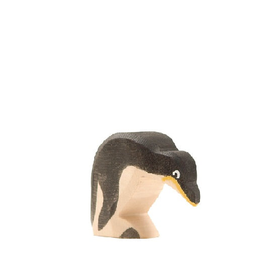 Penguin Head Down