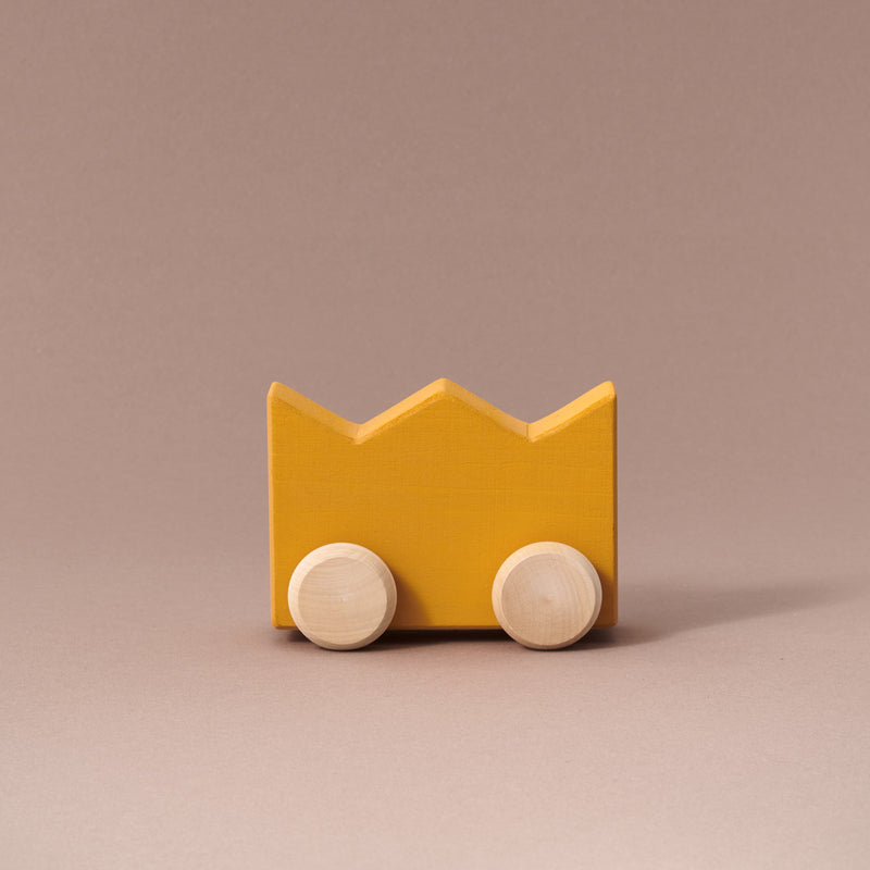 Toy Car Crown