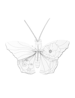 Studio Roof DIY Butterfly - Picture Play - The Modern Playroom