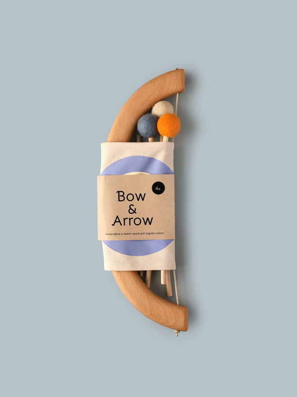Bow and Arrow Set - Blue
