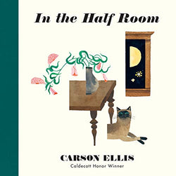 Books In the Half Room - Word Play - The Modern Playroom