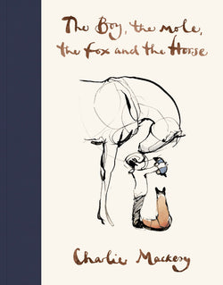 Books The Boy, The Mole, The Fox and The Horse - Word Play - The Modern Playroom