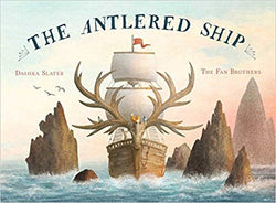 Books The Antlered Ship - Word Play - The Modern Playroom