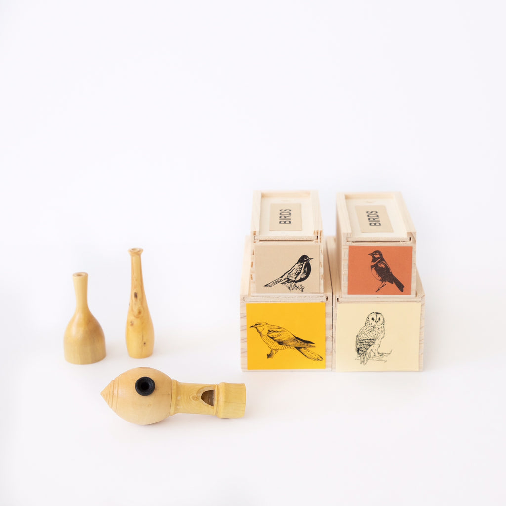 Quelle Est Belle Bird Call - Cuckoo - Nature Play - The Modern Playroom