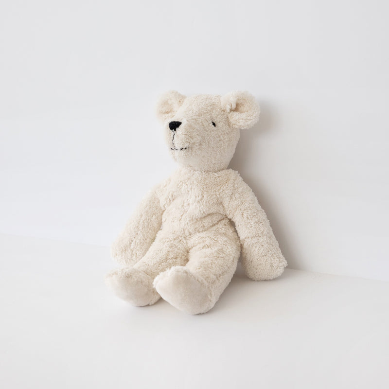 Floppy Bear - White