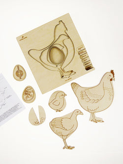 Stuka Puka Chicken or the Egg - Nature Play - The Modern Playroom