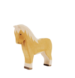 Ostheimer Horse Haflinger -  - The Modern Playroom