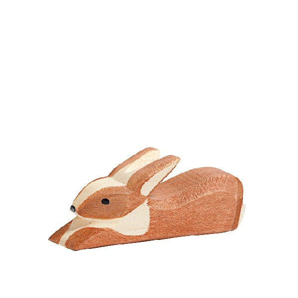 Spotted Rabbit Lying
