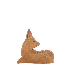 Ostheimer Red Deer Fawn Lying -  - The Modern Playroom