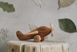 Tateplota Wooden Plane -  - The Modern Playroom
