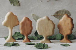 Tateplota Wooden Trees -  - The Modern Playroom