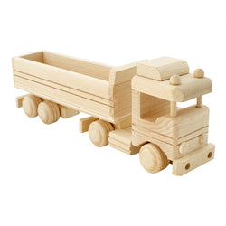 Bartu Wooden Semi Trailer Truck -  - The Modern Playroom