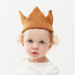 Oeuf NYC Crown - Gold -  - The Modern Playroom
