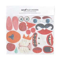 Oeuf NYC Play Stickers -  - The Modern Playroom