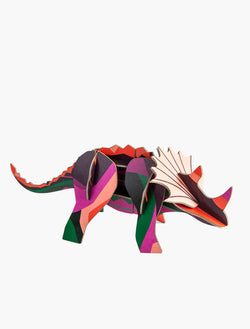 Studio Roof Triceratops - Picture Play - The Modern Playroom