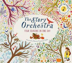 Books The Story Orchestra - Four Seasons In One Day - Word Play - The Modern Playroom