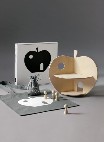 Rock and Pebble Apple House - Social Play - The Modern Playroom