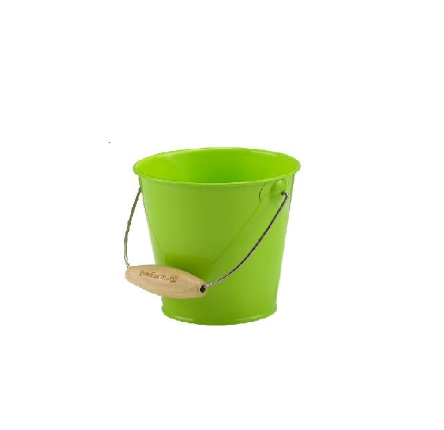 Everearth Metal Bucket - Nature Play - The Modern Playroom