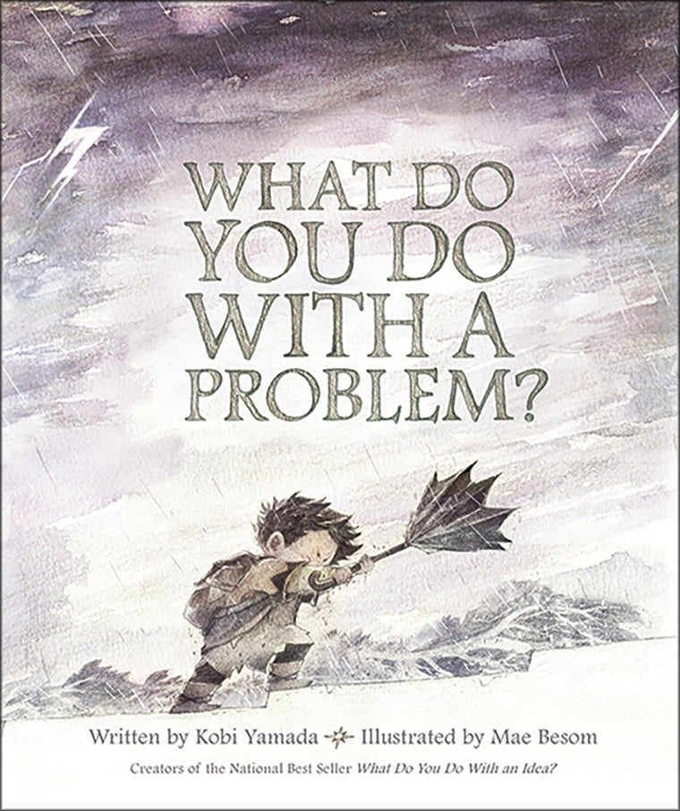 Books What Do You Do With A Problem - Word Play - The Modern Playroom