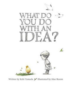 Books What Do You Do With An Idea - Word Play - The Modern Playroom