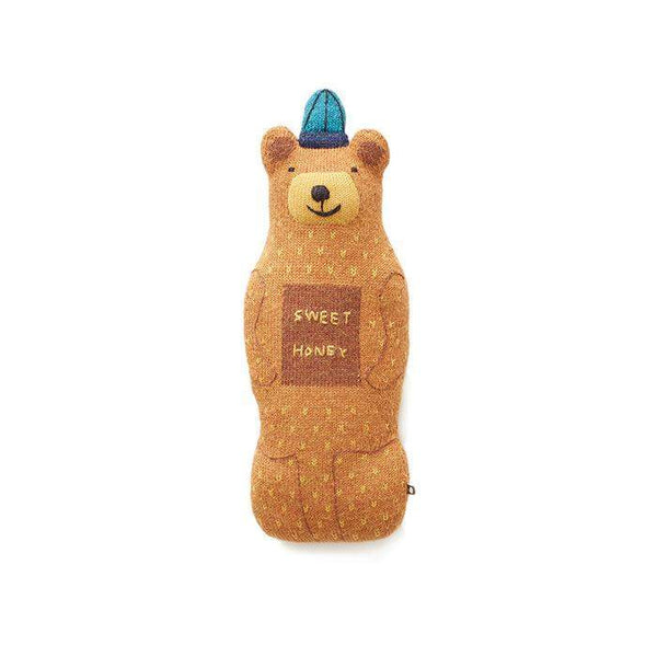 Honey Bear-Ochre/Multi